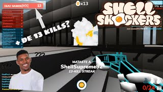 ¿Con cual arma soy MEJOR? | Batidora o Revolvedora | Shell Shock