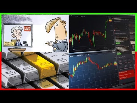 Why did Gold Silver Dump and The Stock Market Rallies to All Time Highs