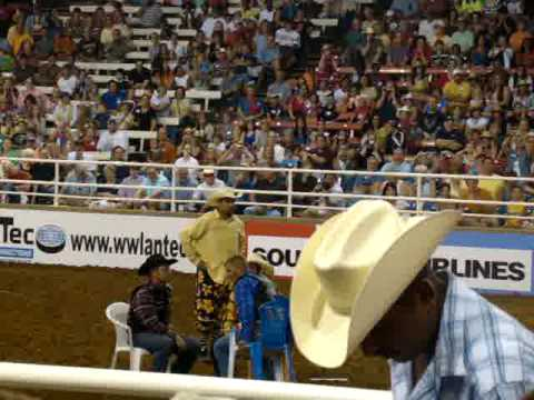 Cowboy Poker- Mesquite Championship Rodeo, Dallas Texas, summer 2009