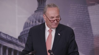Schumer Responds to President Trump's Tax Outline, TrumpCare & More