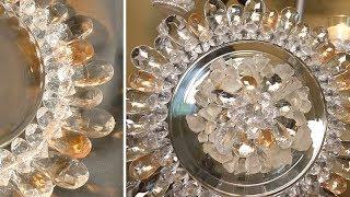 DIY - Crystal Art Display Plate
