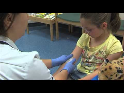 Leeds Children's Hospital MRI Video