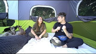 Download We Went Camping In Our Backyard Mp3 and Videos