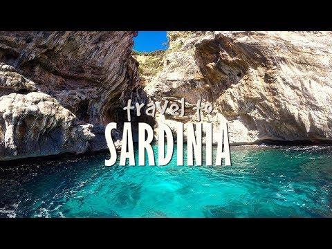 Travel to : SARDINIA   GOPRO HERO 5 & DJI PHANTOM 3