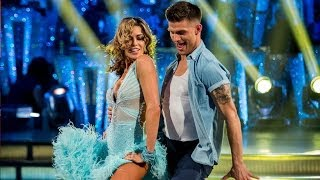 Abbey Clancy & Aljaz Samba to 'Faith' - Strictly Come Dancing: 2013 - BBC One