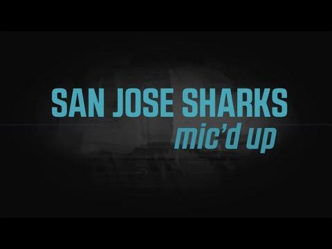 Mic'd Up: Joe Thornton vs Kings