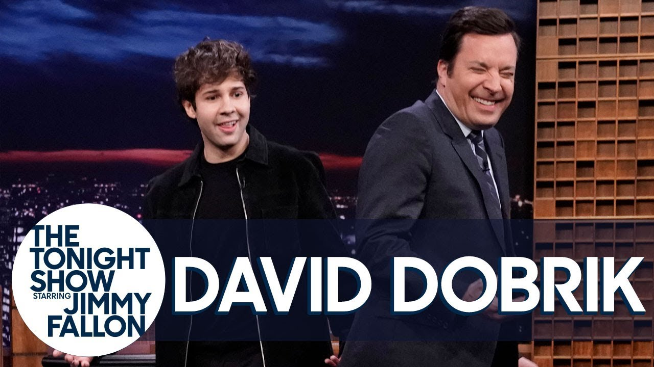 David Dobrik Reenacts How Justin Bieber Tickled Him in a Club ...