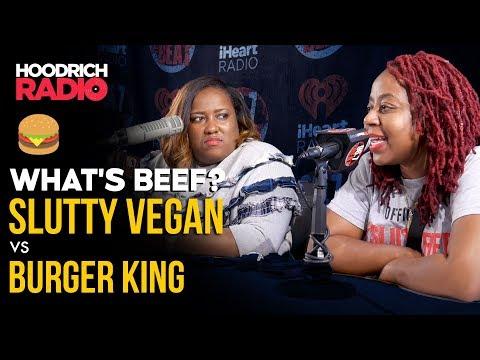 DJ Scream - Pinky Cole of Slutty Vegan Talks Burger King Copying Her Impossible Burger