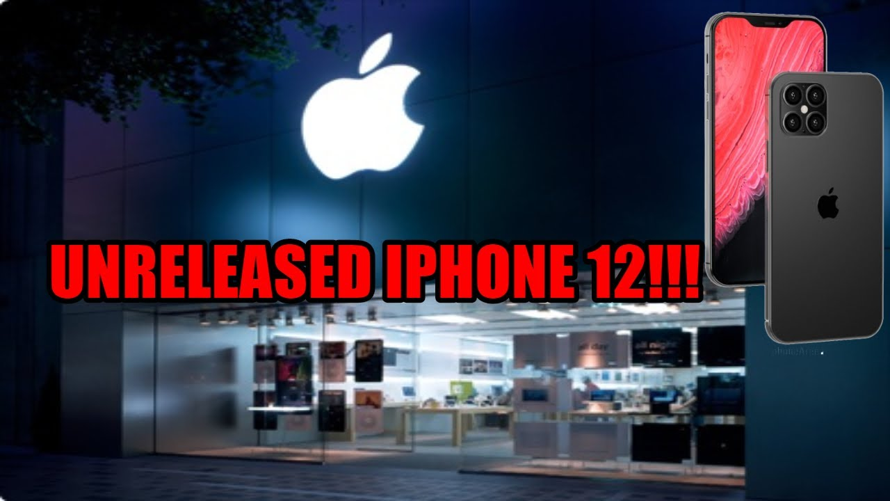 FOUND NEW IPHONE 12!! UNREALESED IPHONE 12 FOUND DUMPSTER DIVING AT APPLE STORE! IPHONE JACKPOT!!!!