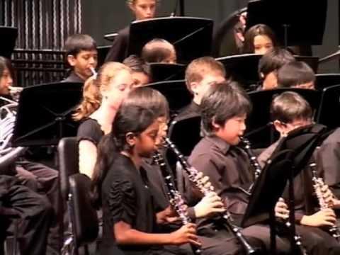 Contredanse- SAS MS 6th Grade Bands