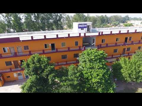 Technology Park shooting by Drone