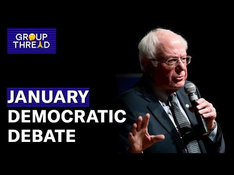 Pod Save America Democratic Debate Live Group Thread | January 14, 2020