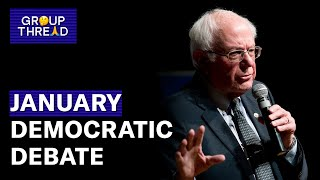 Pod Save America Democratic Debate Live Group Thread | January 14, 2020