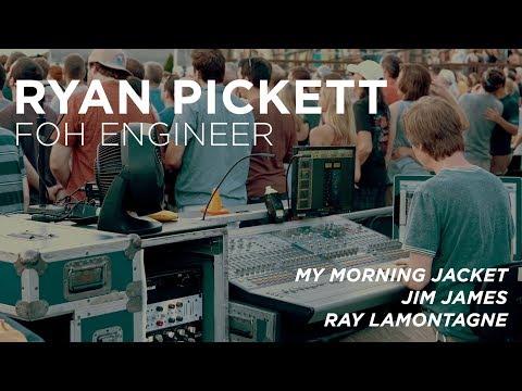 Interview: Ryan Pickett, FOH