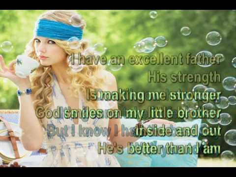 The Best Day Karaoke/Instrumental by Taylor Swift