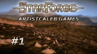 StarForge alpha gameplay 1
