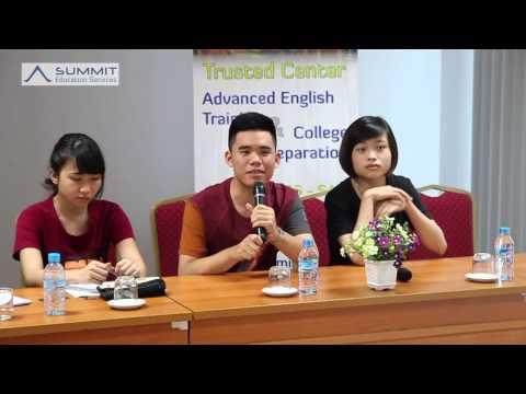 Chia sẻ của học viên (P1) Kinh nghiệm luyện thi Nói IELTS
