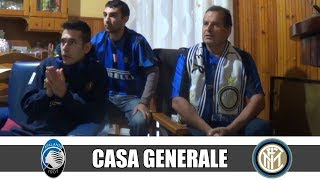 SCONFORTO a casa generale!!! LIVE REACTION atalanta-inter 4-1