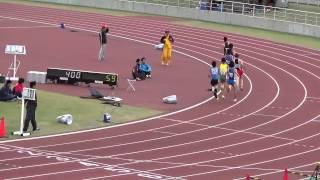 平成27年5月10日高校陸上会津地区大会800m決勝