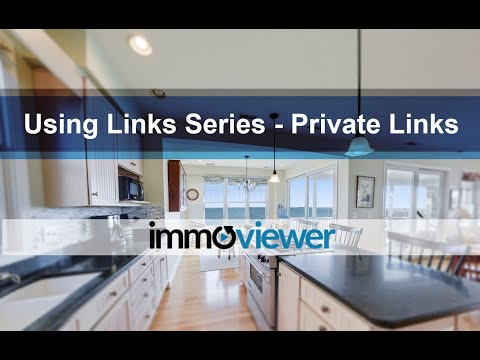 Using Links Series - Private Links
