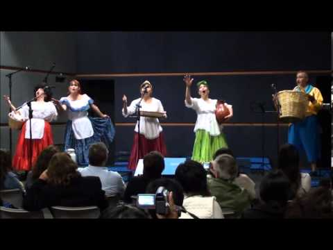 Concierto de Música Peruana 2013: 4. Pregoneros