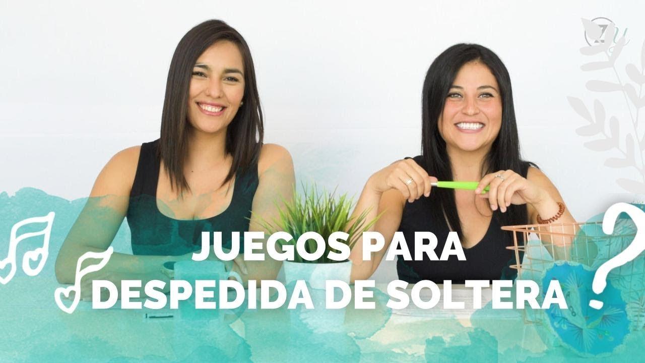 Los Juegos Más Divertidos Para Una Despedida De Soltera Especial México
