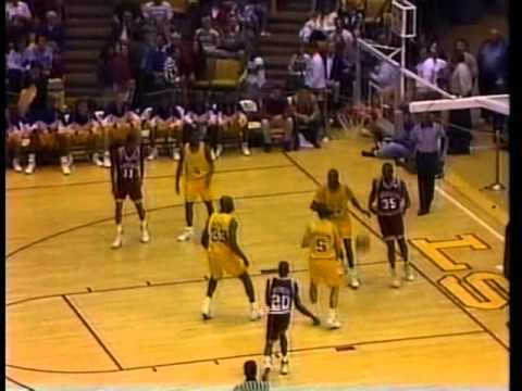 Arkansas vs. LSU 1/11/1992