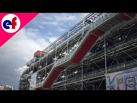 Centre Georges Pompidou in Paris | Explore France