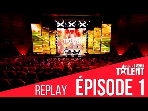 REPLAY  Episode 1  L'Afrique a Un Incroyable Talent   SAISON