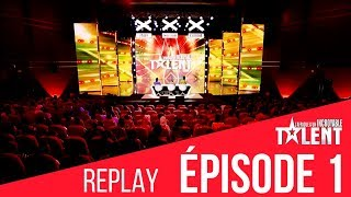 REPLAY  Episode 1  L'Afrique a Un Incroyable Talent   SAISON 2