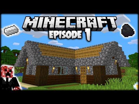 Beginning a NEW Minecraft Adventure!   Let's Play Minecraft Survival   Episode 1