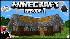 Beginning a NEW Minecraft Adventure! | Let's Play Minecraft Survival | Episode 1