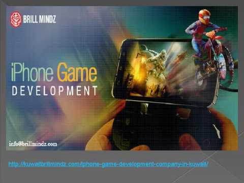 IPhone Game Development Company In Kuwait