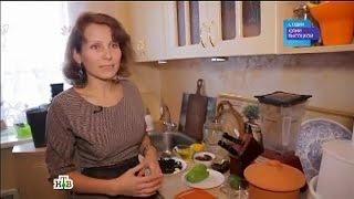 Фрагмент передачи студии Юлии Высоцкой - Домашний огород