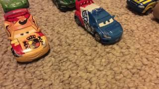 Cars 2   Stop Motion Grand Prix Race MY WAY