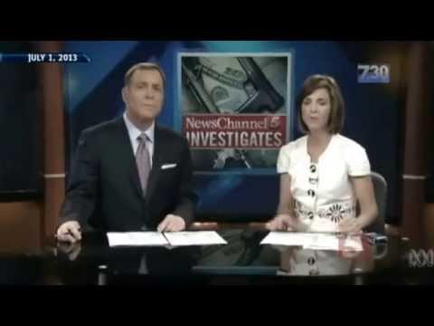 Australia's gun smuggling problem