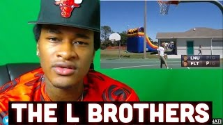 lnu vs flight l reacts worst youtubers on the planet