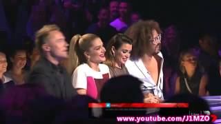 Jason Heerah - Week 8 - Live Show 8 - The X Factor Australia 2014 Top 6