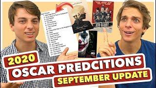 2020 Oscar Predictions (Major Categories) | September 2019
