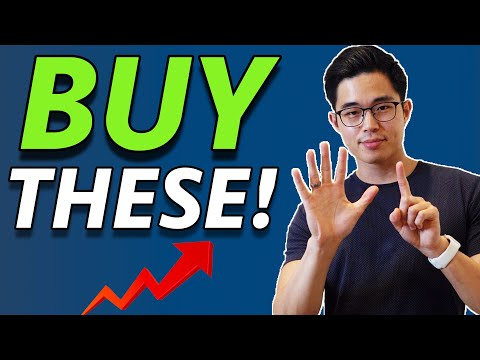 The TOP 6 Stocks To Buy In September 2020 (High Growth)