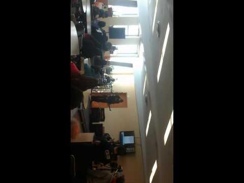 Vidéo de music au centre louis jolliet(8)