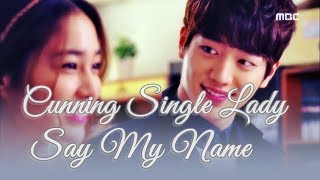 Video Cunning Single Lady MV | Say My Name download MP3, 3GP, MP4, WEBM, AVI, FLV April 2018