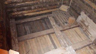 Как утеплить пол потолок опилом по старинке в доме(Старый дом пол потолок утеплен был опилками. Дешево тепло экологично. Дом стоял 125 лет было тепло и уютно., 2015-03-09T09:23:54.000Z)