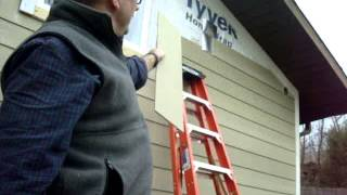 How to Flash Joints in James Hardie Siding