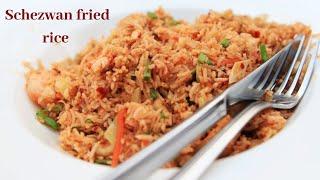 चावल तो बहुत खाए होंगे लेकिन ऐसी चावल नहीं खाए होंगे! How to make sejwan fride rice at home!