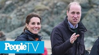 Kate Middleton & Prince William Haven't Met Baby Archie Yet — Here's When They'll See Him | PeopleTV