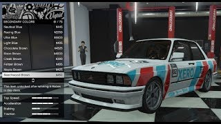 Gta 5 Dlc Vehicle Customization Ubermacht Sentinel Classic And Review