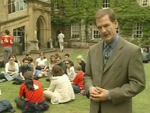 BBC World News English: Series 1 - Oxford University Grant Scheme