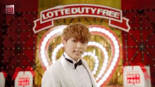 2012 Lotte Duty Free CF MV - So I