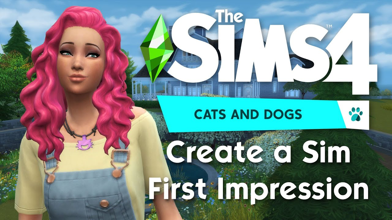 Sims  Cats And Dogs Content